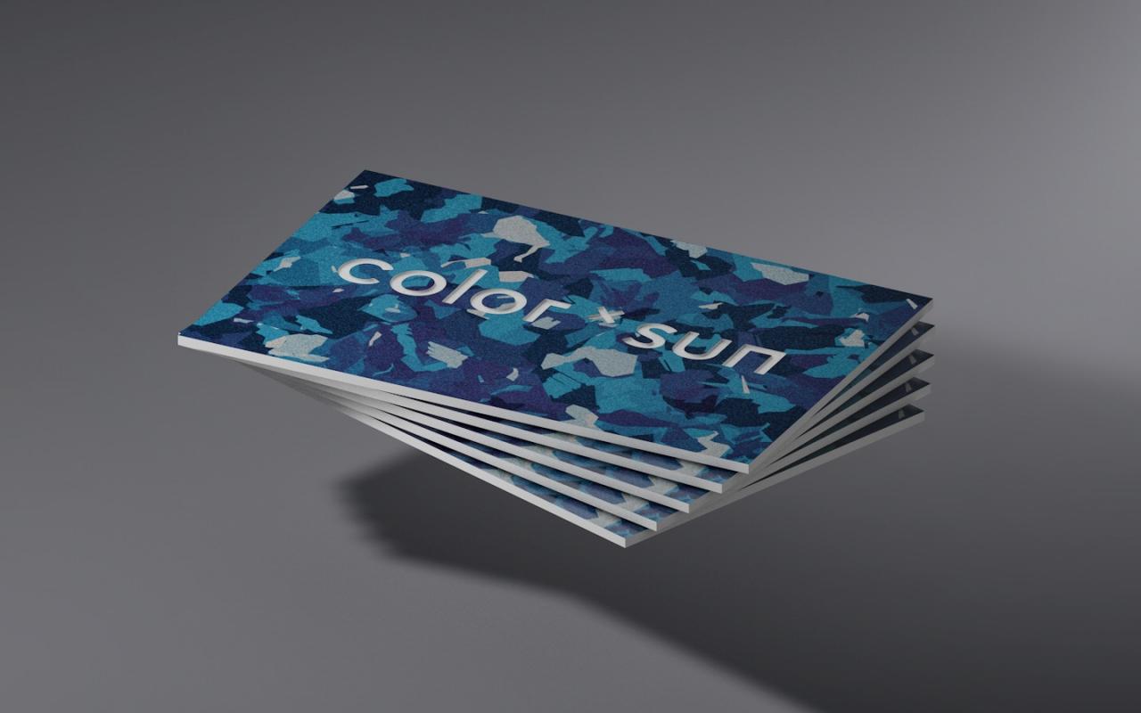 Jonas Thessen color x sun